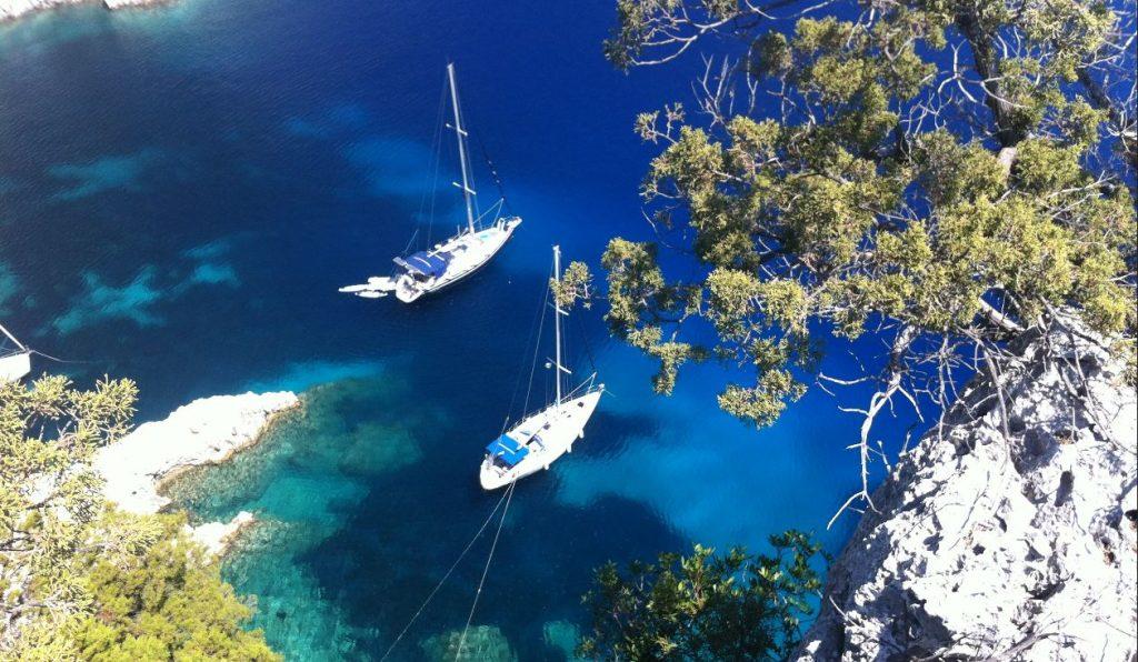 Greek Islands Sailing in Greece yacht charter ionian islands Odysseus