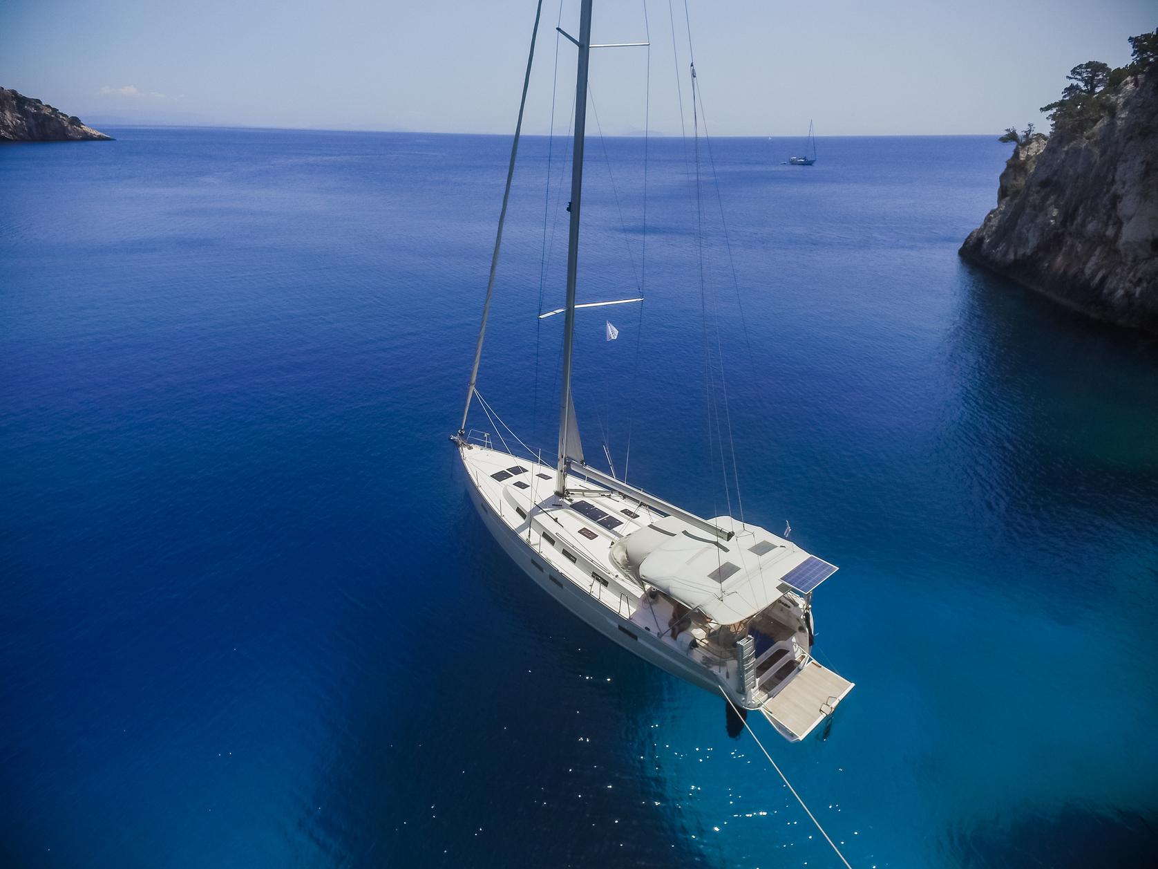 yacht partnership