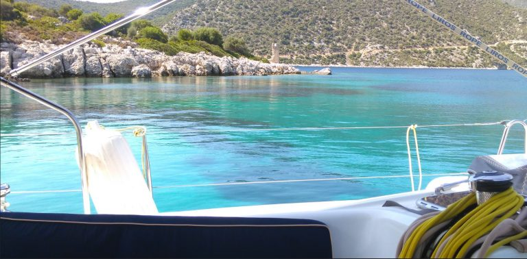 Odysseus Sailing Holidays - Greek Islands - Porto Leone