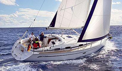 Bavaria 37 2016 Sailing in Greece yacht charter Ionian islands Odysseus