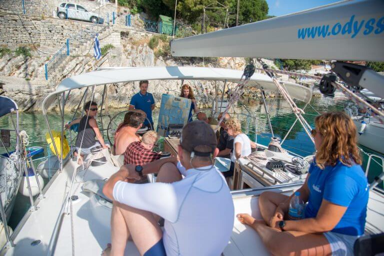 Odysseus Flotilla Holiday Sailing 3