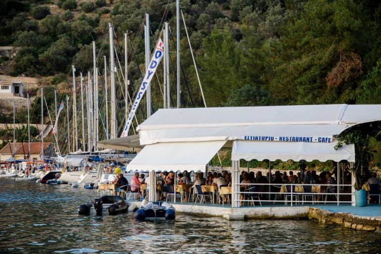 Odysseus Flotilla Holiday Sailing 6