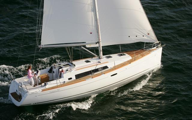 Odysseus Yachting Oceanis 37