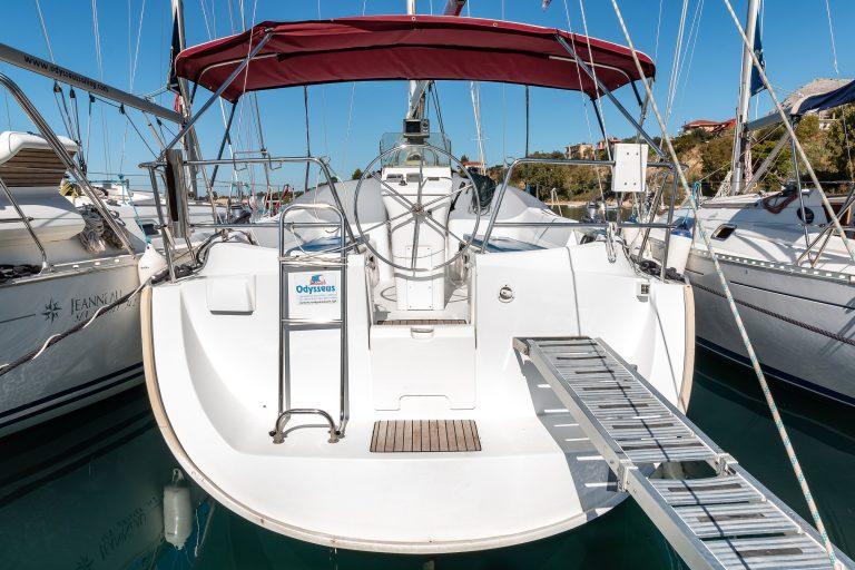 Sailing in Greece yacht charter ionian islands Odysseus