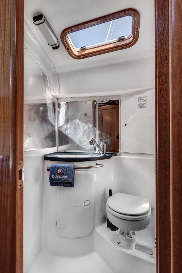 Bavaria 37 cruiser 2007 Odysseus 5