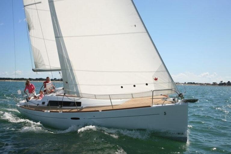 Oceanis 37 Odysseus 13