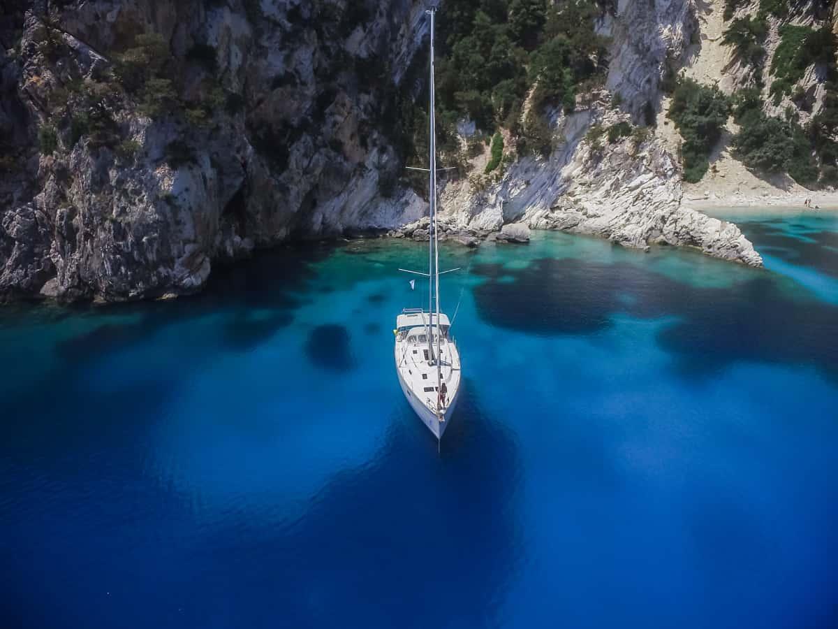Odysseus Yacht Charter Greece