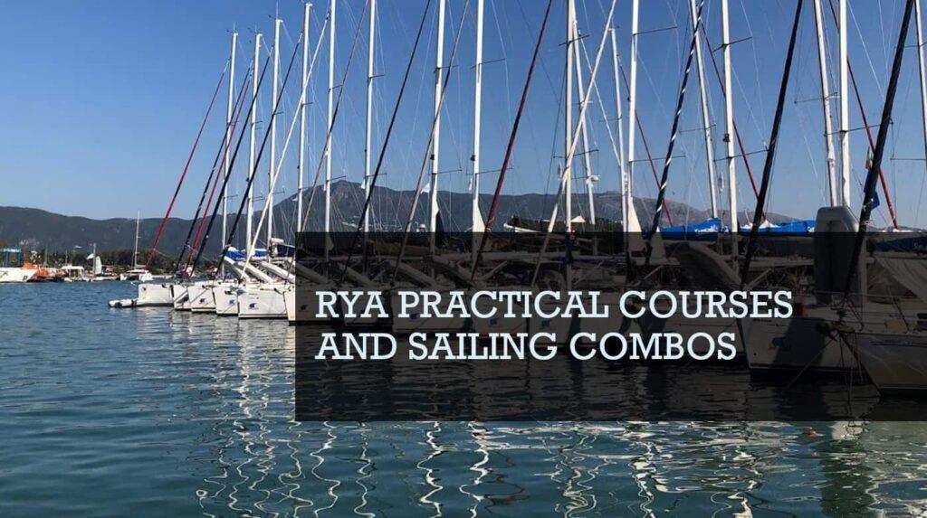 RYA Practical Courses Odysseus Sailing in Greece yacht charter ionian islands Odysseus